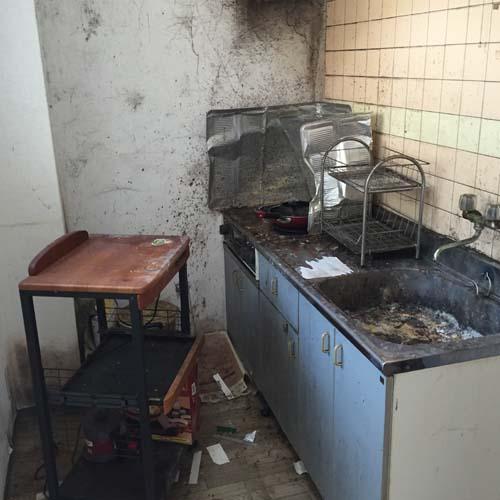左京区のゴミ屋敷1