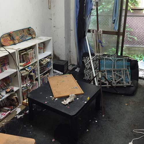左京区のゴミ屋敷2